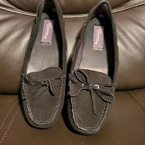 Loafers black size 8 1\2
